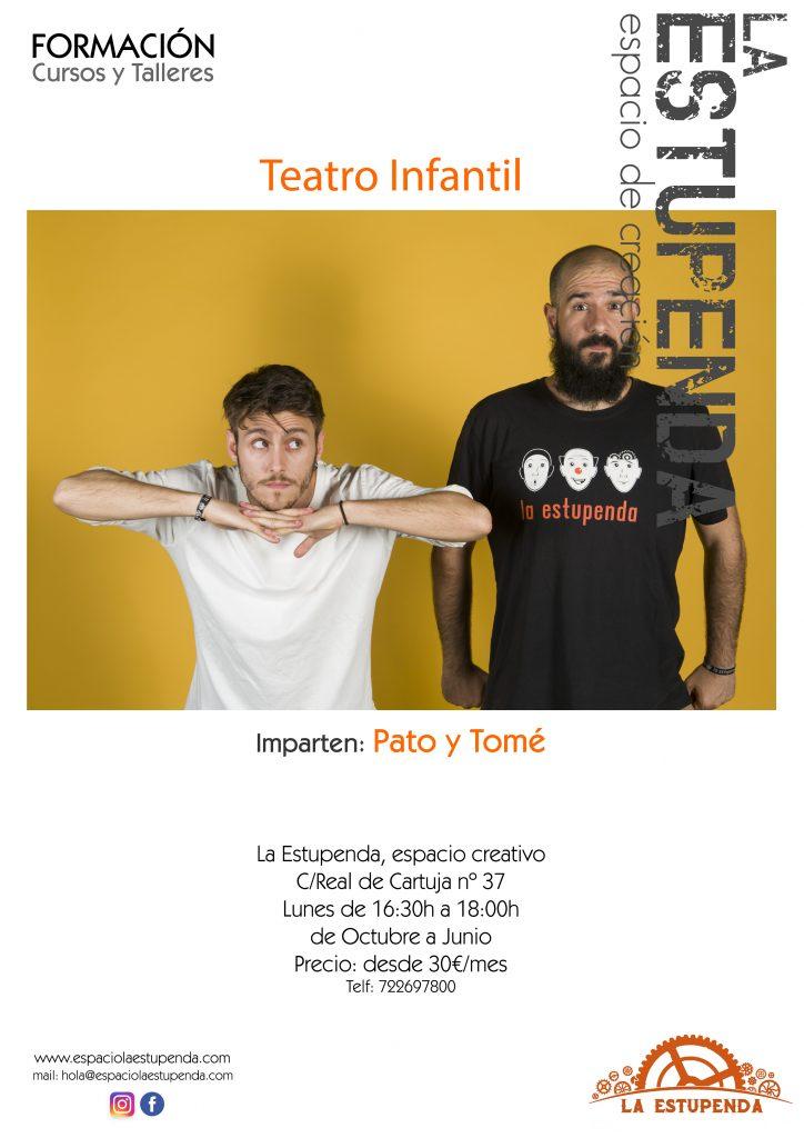 A3 Teatro Infantil